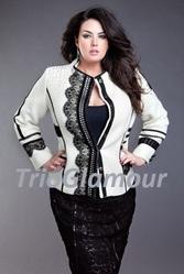 Индивидуальный пошив элегантной и стильной одежды больших размеров!