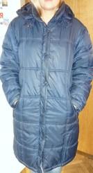 Непромокаемая куртка демисизонно - зимняя р М с отстёгивающимся капюшо