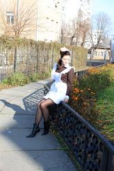 Купить новую школьную форму СССР в Киеве для выпускного