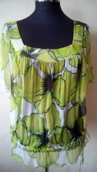 Блуза шелковая Oggi р.46-48