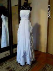 Свадебное или выпускное платье 44-46 размера