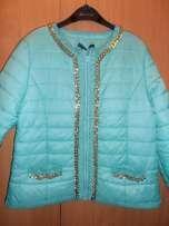 продам женскую курточку, размер 48-50р.