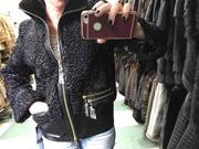 Полушубок куртка из каракуля