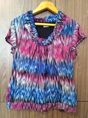Продам женскую блузу б/у