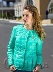 Осенняя курточка женская