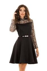 Женское платье Ажур
