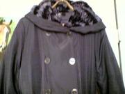 Пальто женское зимнее демисезонное
