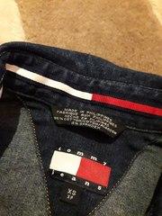 Джинсовый сарафан от Tommy Jeans
