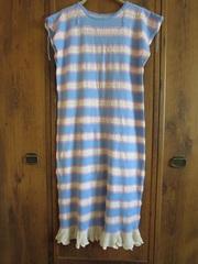 Платье летнее вязаное
