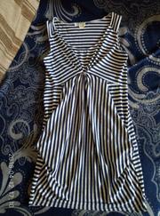 нереально классное легкое платье Франция jus d Orange.