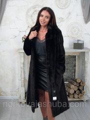 Женская шуба из меха норки размер 52 54